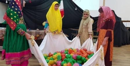 جشن یاری قلک شکنی دانش آموزان شمیرانات به نفع مناطق محروم